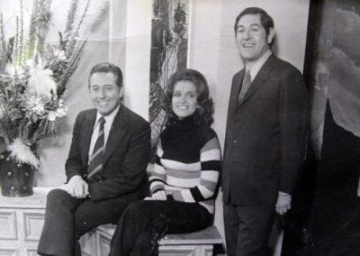 Año 1970 - Programa Telenoche