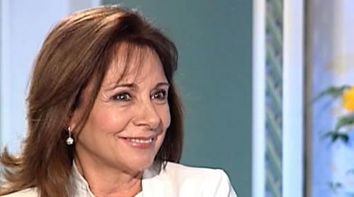 María Olga Fernández - Animadora del Festival de Viña del Mar 1979-1981