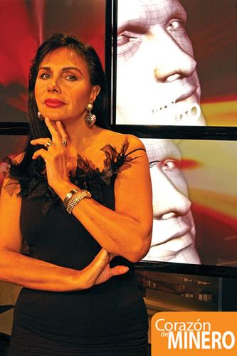Tamara Sepúlveda - Conductora de TV