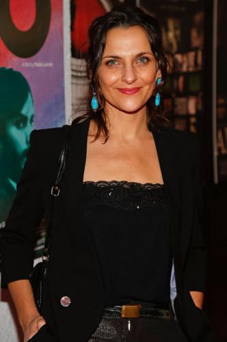 Antonia Zegers - Actriz y Animadora de TV