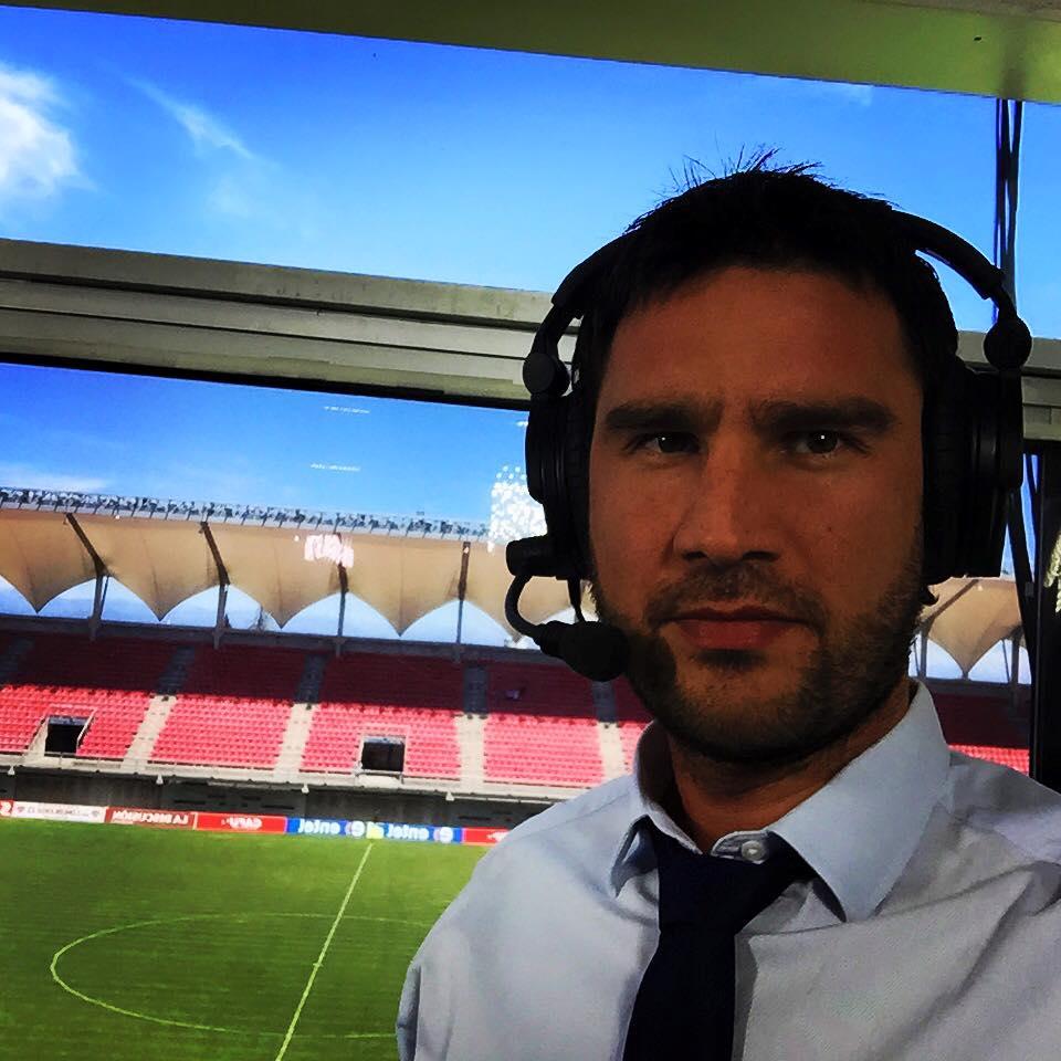 Edgardo Díaz - Relator Deportivo