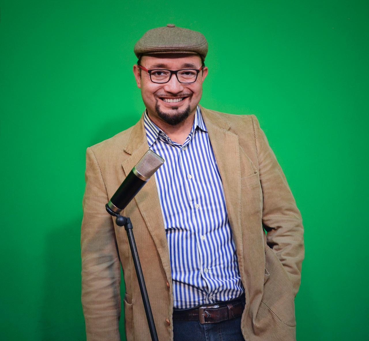 Marcelo Guajardo - Profesor de Radio y Televisión